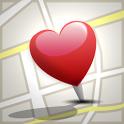 Flirt Maps icon