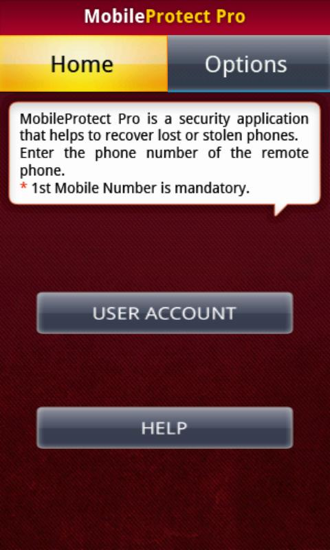 MobileProtect Pro - screenshot