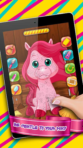 【免費角色扮演App】宠物兽医小马医生 - 婴儿游戏-APP點子