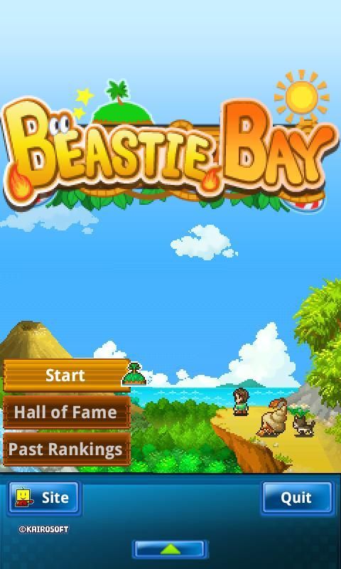 Beastie Bay screenshot #8