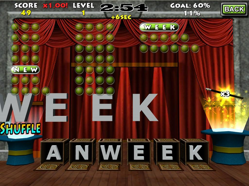 3D Magic Words FREE- screenshot