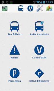 Transports Rennes - náhled