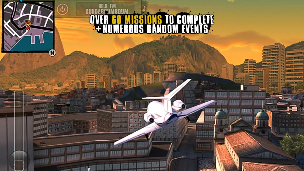 Gangstar Rio: City of Saints screenshot #4