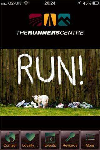Runners Centre Lancaster