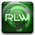 RLW Theme Black Green Tech logo