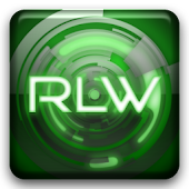 RLW Theme Black Green Tech