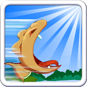 Croco Runner icon do jogo
