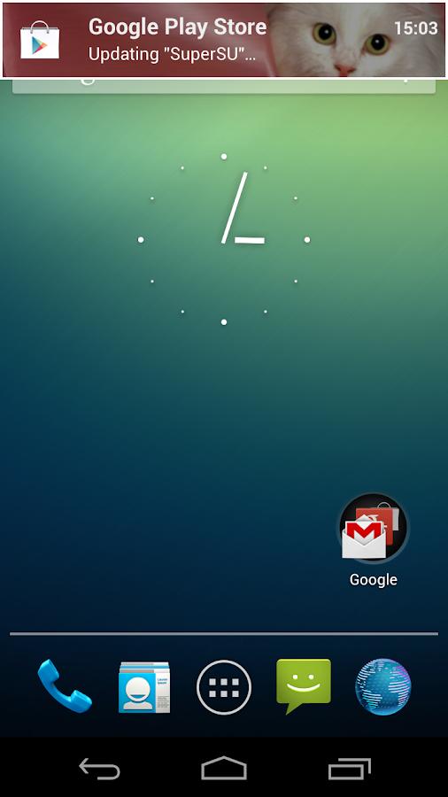 NotifierPro - screenshot