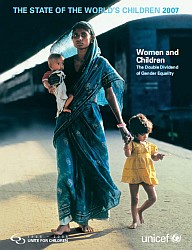 Cover of The State of the World's Children 2007 by UNICEF