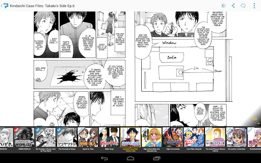 Manga Box: Manga App 2.1.5 screenshots 10