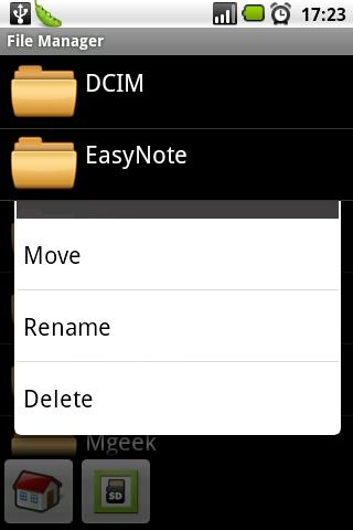 File Manager Pro - screenshot