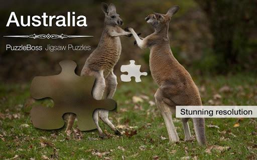 Australia Jigsaw Puzzles Demo