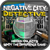 Detective Hidden Object Game