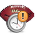 Fantasy Football Draft Clock logo