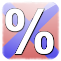 Quick Percentage Calculator logo