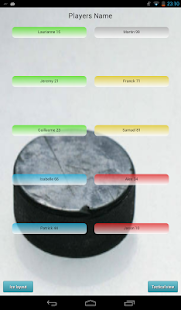 Hockey Lineup Manager