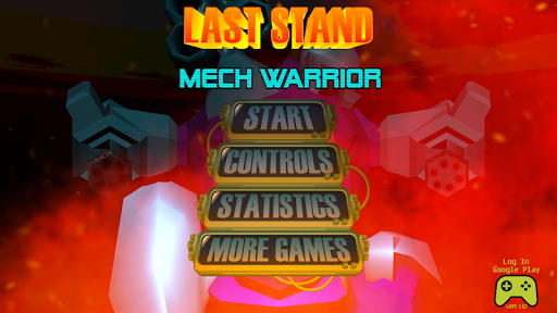 Last Stand Mech Warrior FREE