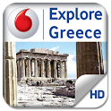 Vodafone Explore Greece HD icon