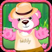 bear dress up