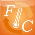 Fahrenheit Celsius Converter icon