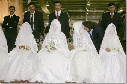 Saudi Arabian Wedding Dress