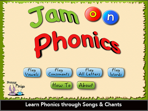 【免費教育App】Jam on Phonics-APP點子