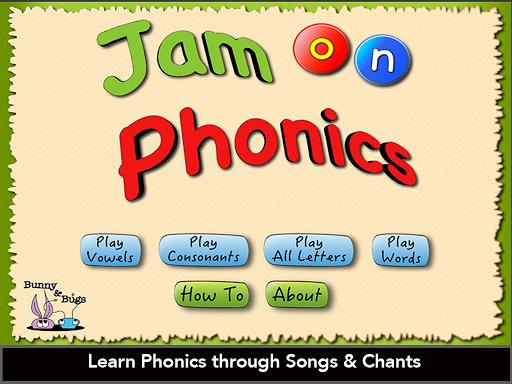 Jam on Phonics