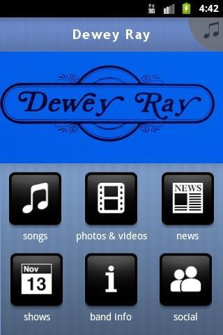 Dewey Ray - screenshot