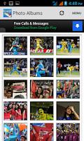 Screenshot of Cricket Score Now