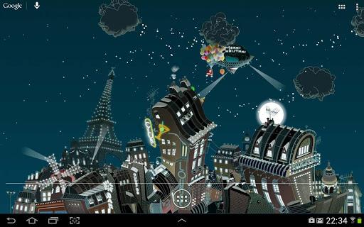 玩個人化App|Paris winter LWP免費|APP試玩