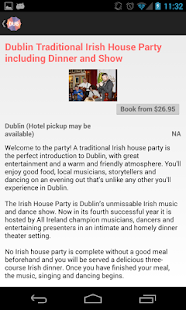 Holidayen Dublin - screenshot thumbnail