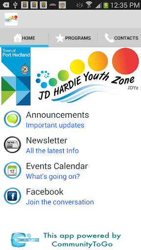 JD Hardie Youth Zone