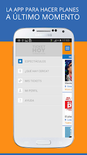 Ticket Hoy- screenshot thumbnail
