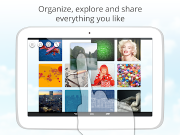 Pearltrees - Collect & Share Screenshot 1