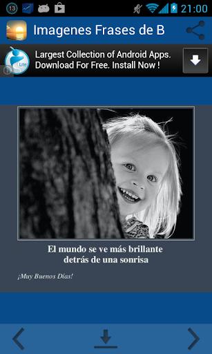 【免費生活App】Imagenes Frases de Buenos Dias-APP點子