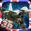 Jet Warrior Bomber ! icon