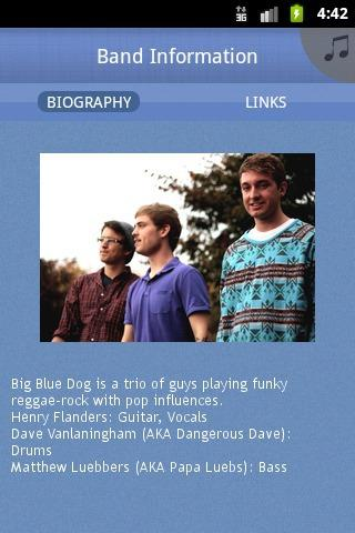 Big Blue Dog - screenshot