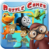 Puzzle Games for 4yr-5yr Olds