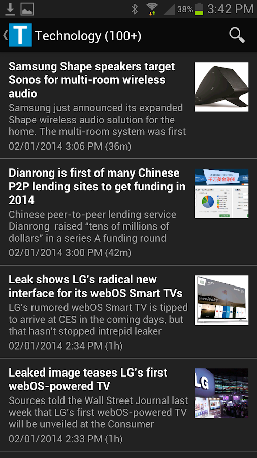 Livink : News & Update- screenshot
