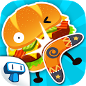 Burgerang - The Food Wars icon