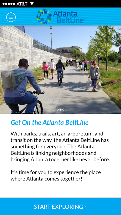 On the Atlanta BeltLine- screenshot