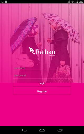 Raihan Shop