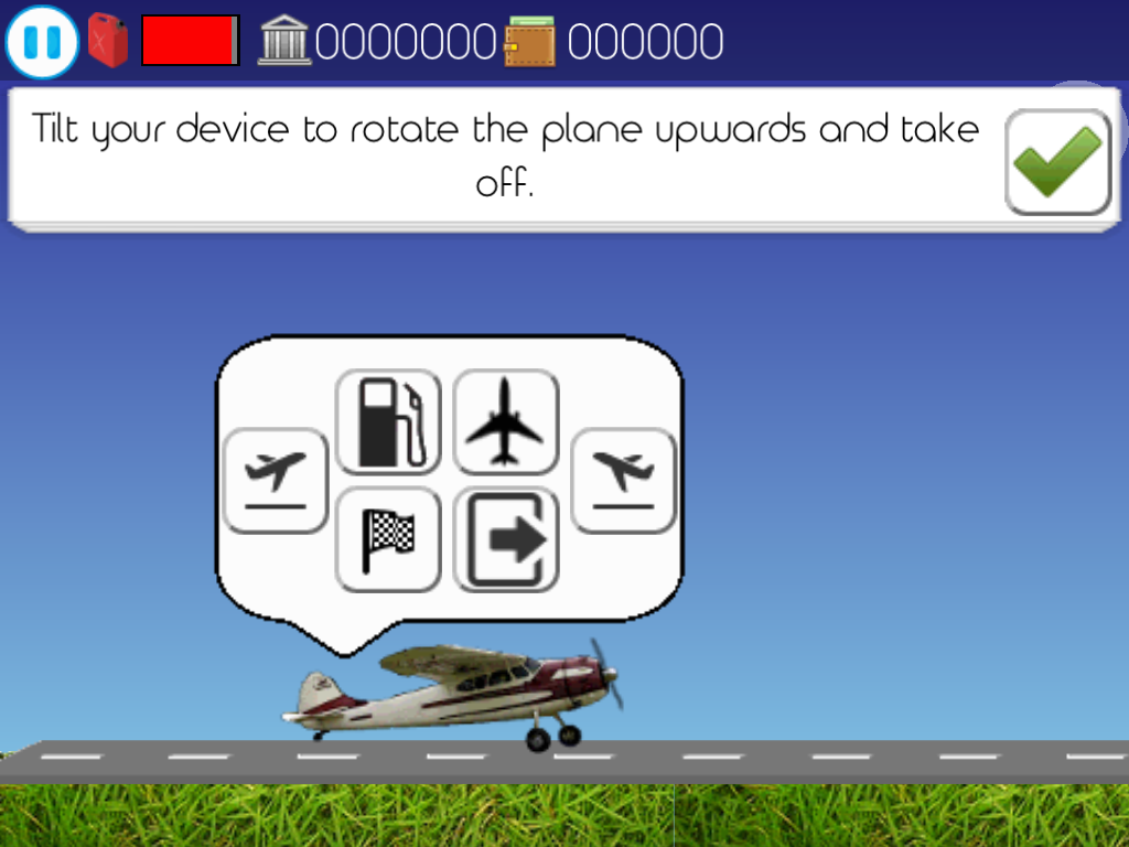 Flight Odyssey Lite- screenshot