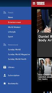 Sunday World screenshot