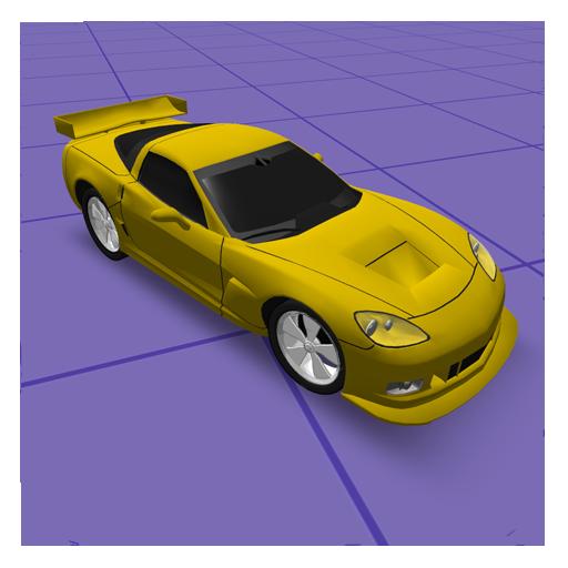Stunt Muscle Car Simulator