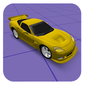 Stunt Muscle Car Simulator