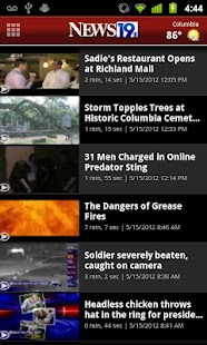 WLTX - screenshot thumbnail