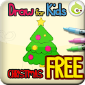 Draw for Kids, Christmas icon