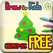 Draw for Kids, Christmas