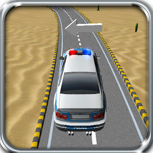 Desert Police Parking 3D for PC and MAC